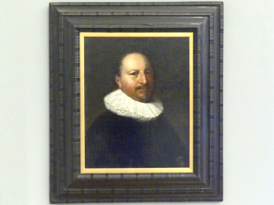 Hans von Aachen: Porträt eines Mannes, um 1610