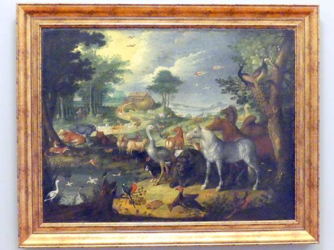 Peter Guesche: Arche Noah, 2. Viertel 17. Jhd.
