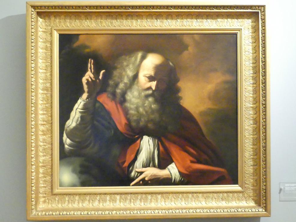 Benedetto Gennari II: Segnende Gottvater, Undatiert