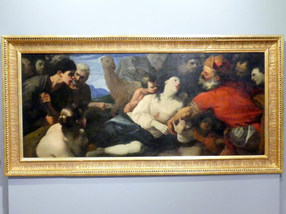 Antonio Carneo: Rachel und Laban, 1675 - 1680