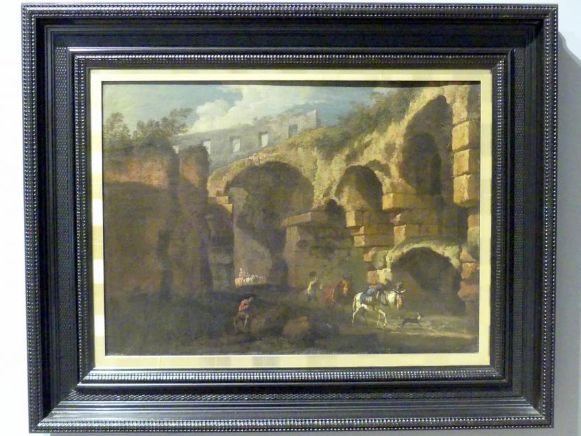 Jan Frans van Bloemen: Ruinen des Kolosseums, 1685 - 1690
