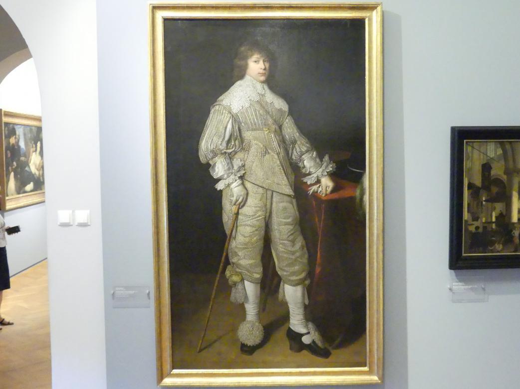David Bailly: Porträt von Fürst Janusz Radziwill, 1632