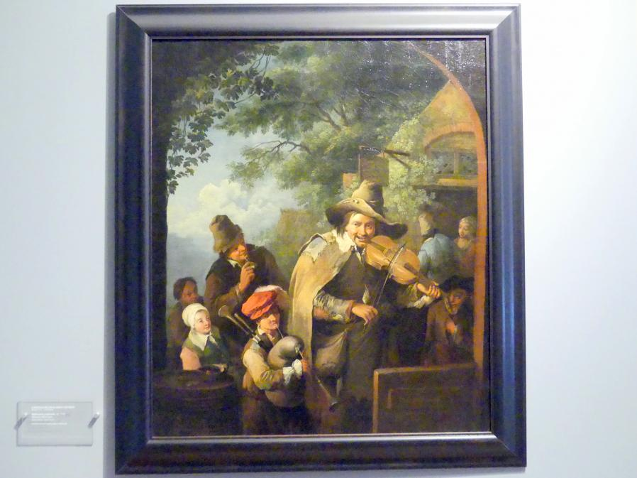 Christian Wilhelm Ernst Dietrich: Wandermusiker, um 1745