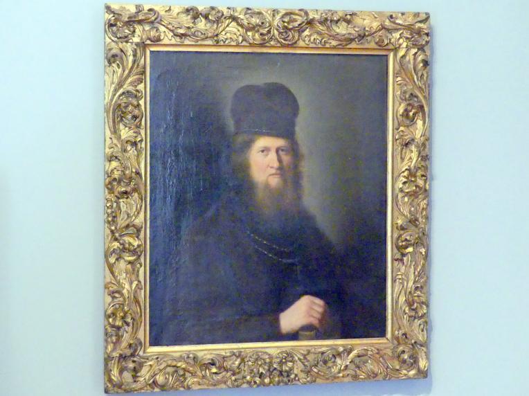 Helmich van Thwenhuysen: Porträt eines orthodoxen Priesters, um 1650