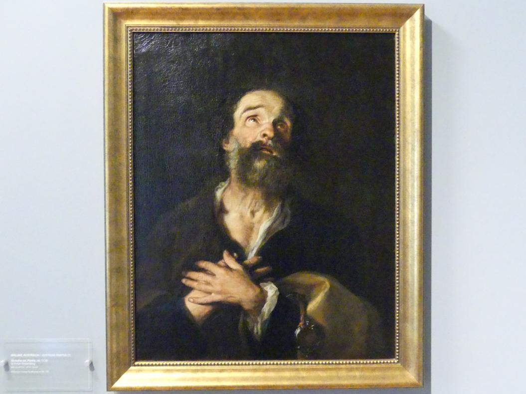 Der reuige Petrus, um 1720