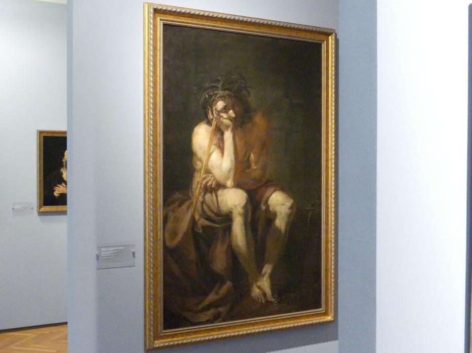 Michael Willmann: Christus als Schmerzensmann, 1701