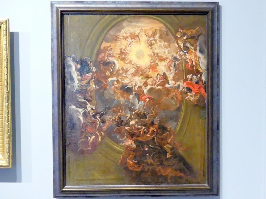 Martino Altomonte: Engelsturz, Um 1716