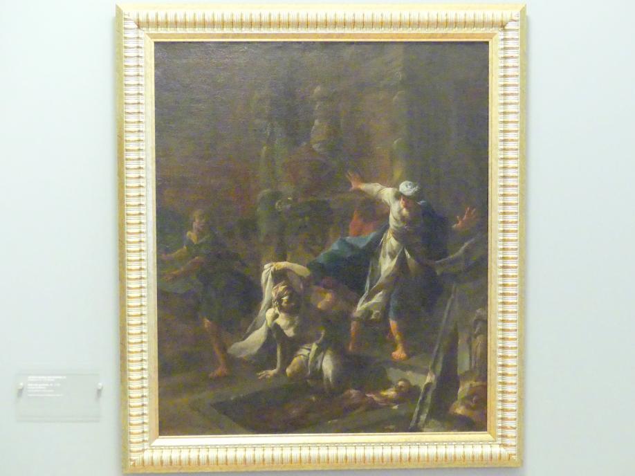 Josef Ignaz Mildorfer: Grabräuber, Um 1750