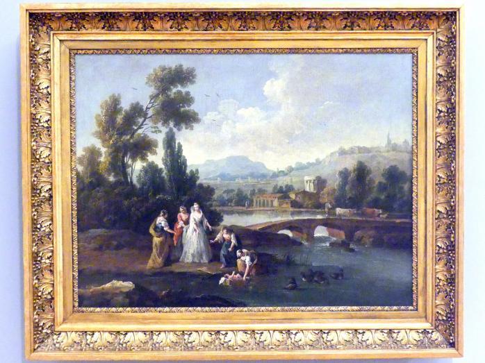Antonio Diziani: Die Auffindung Moses, 1770