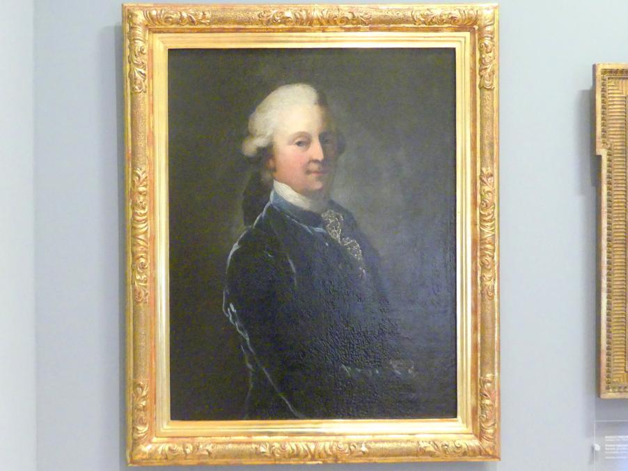 Anton Graff: Porträt des Georg Heinrich von Carlowitz, 1784
