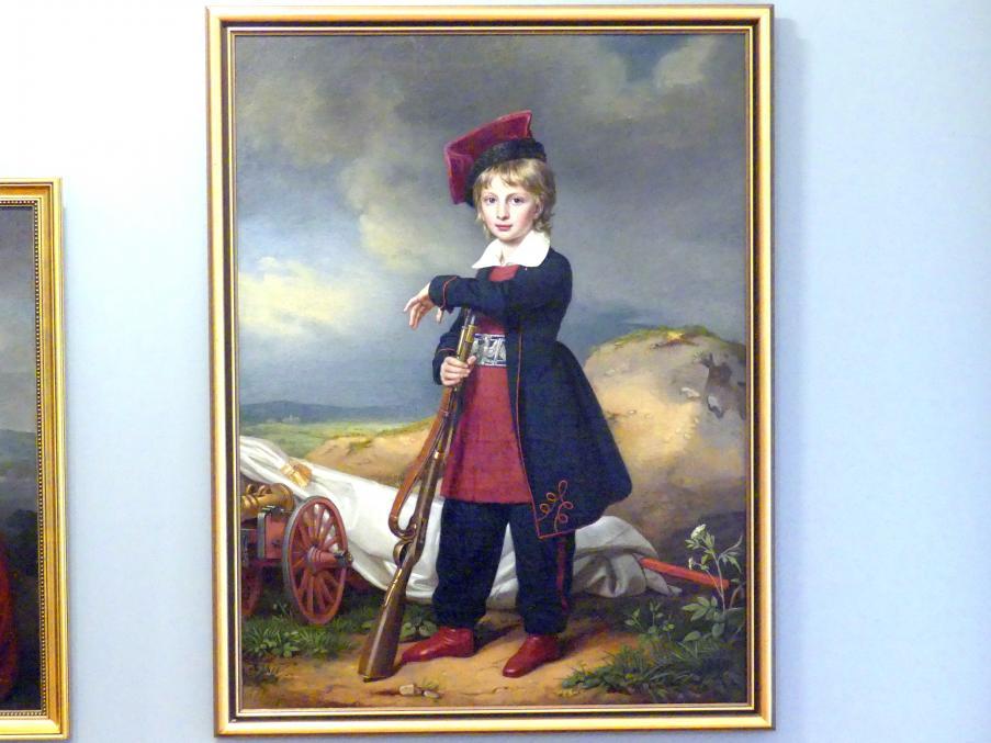 Joseph Karl Stieler: Porträt des Napoleon Franz Bonaparte (1811-1832), Herzog von Reichstadt (1818-1832), 1819