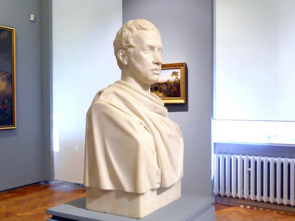 Christian Daniel Rauch: Porträt des Friedrich Wilhelm III. (1770-1840), König von Preußen (1797-1840), 1811, Bild 2/5