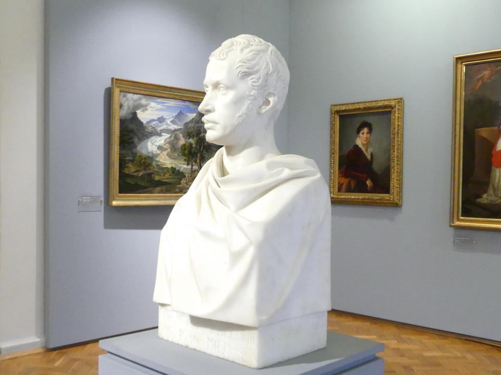 Christian Daniel Rauch: Porträt des Friedrich Wilhelm III. (1770-1840), König von Preußen (1797-1840), 1811, Bild 3/5