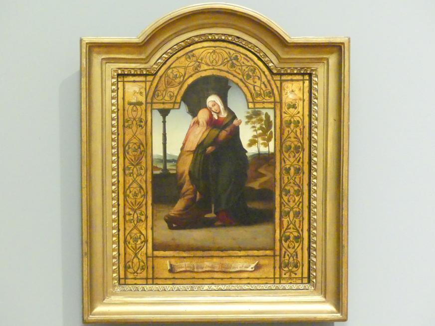 Edward von Steinle: Mariä Heimsuchung, 1831