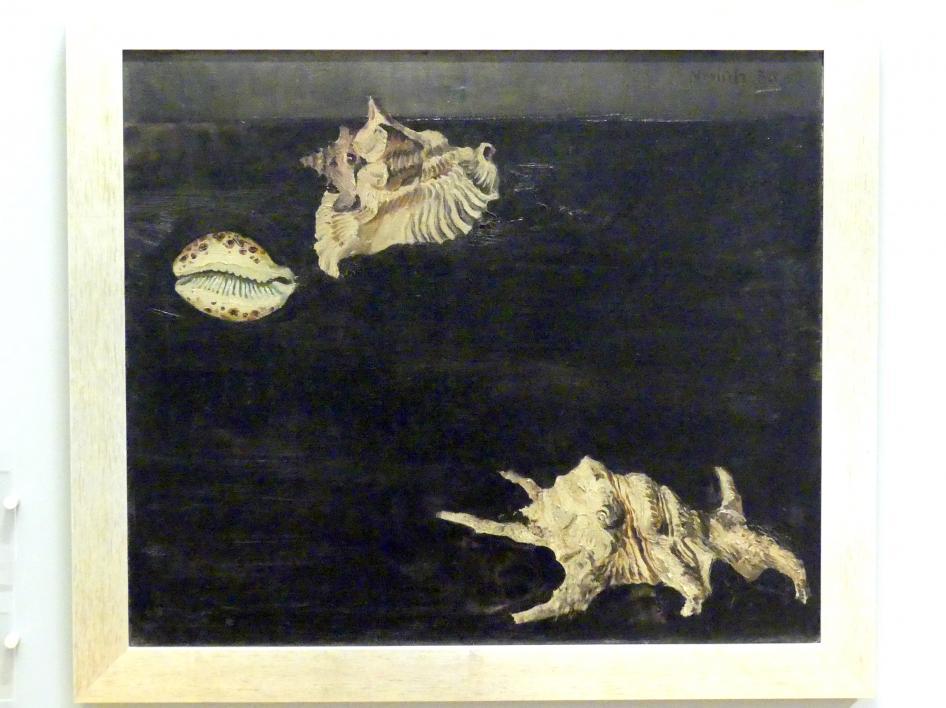 Georg Nerlich: Drei Muscheln, 1930
