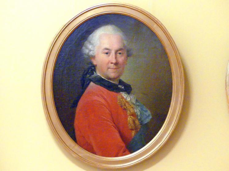 Marcello Bacciarelli: Porträt des Stanislaw Lubomirski (1722-1783), 1762
