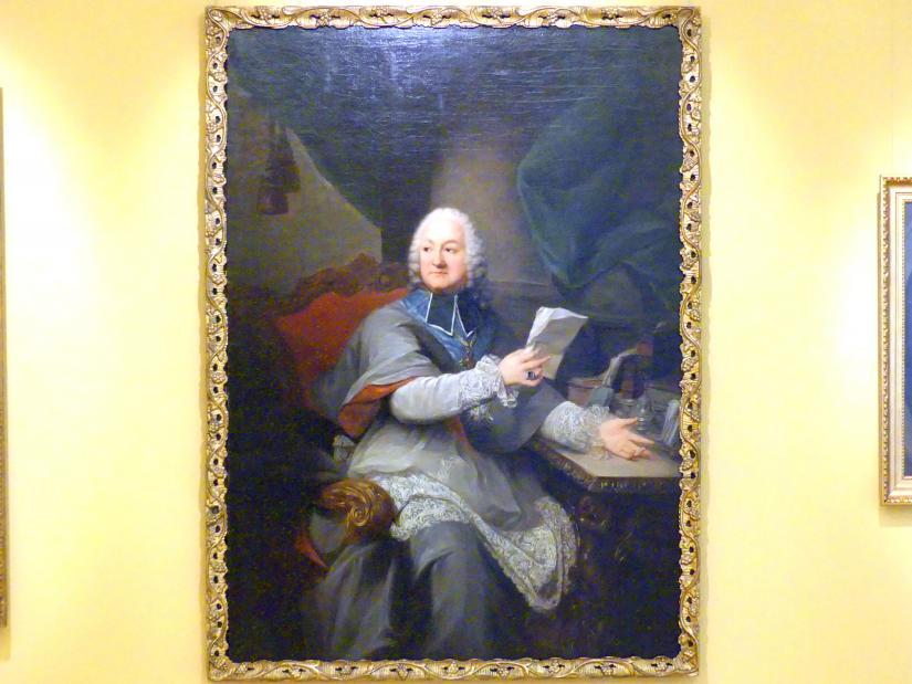Marcello Bacciarelli: Porträt des Bischofs Kajetan Sołtyk (1715-1788), 1759 - 1764