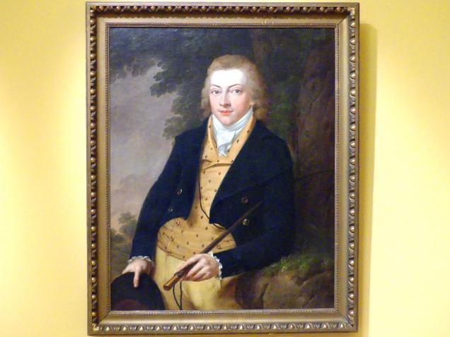 Józef Franciszek Pitschmann: Porträt des Antoni Franciszek Rozwadowski, 1794 - 1798