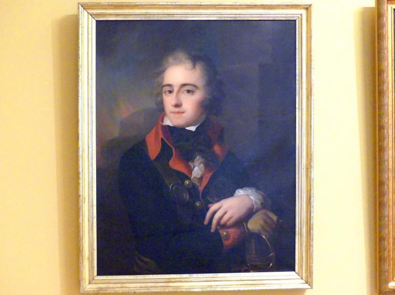 Josef Mathias Grassi (Nachfolger): Porträt des Józef Antoni Poniatowski (1763-1813), Nach 1788