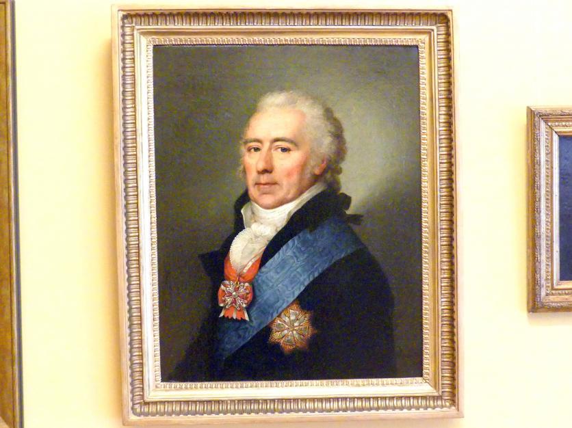 Maciej Topolski: Porträt eines Würdenträgers, 1804