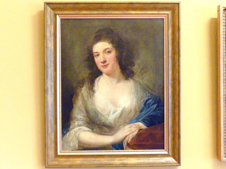 Józef Peszka: Porträt der Künstlergattin, nach 1791