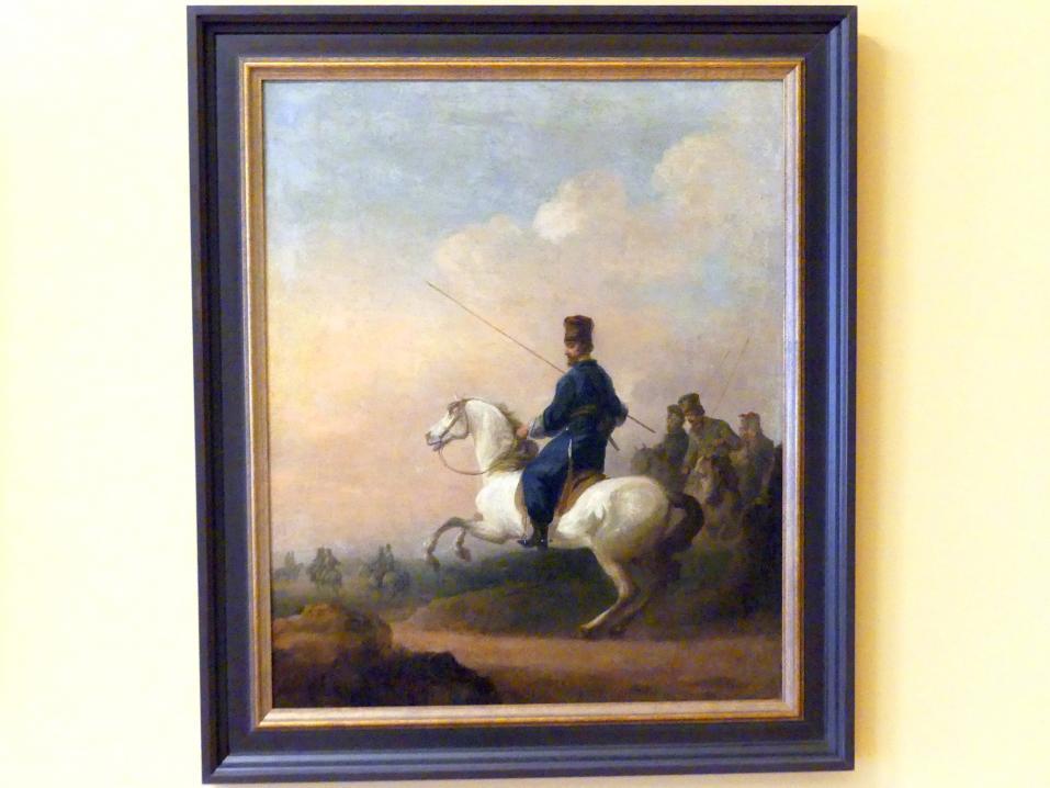 Aleksander Orłowski: Kosaken, 1808