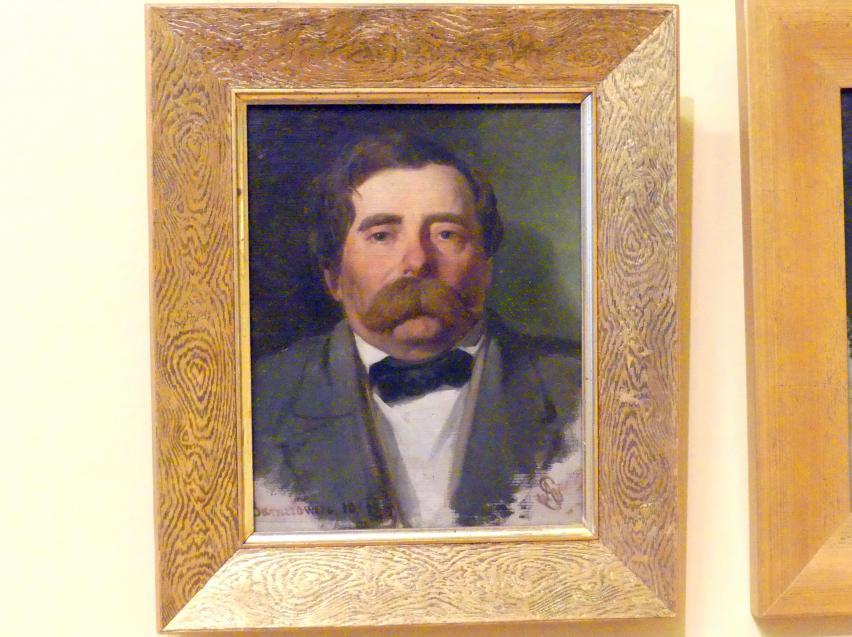 Artur Grottger: Landbesitzer von Barszczowice, 1860