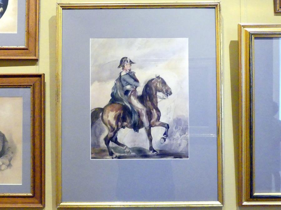 Piotr Michałowski: Porträt des Generals Karol Kniaziewicz (1762-1842), 1835 - 1837