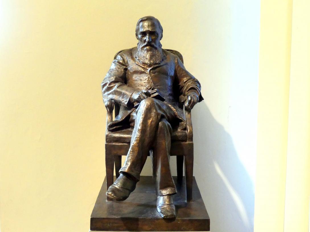 Teodor Rygier: Der Schriftsteller Józef Ignacy Kraszewski (1812-1887), 1889