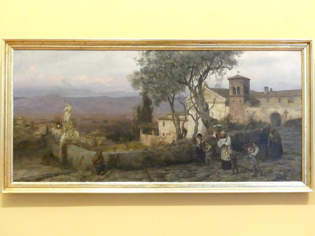 Henryk Siemiradzki: Versehgang, 1889