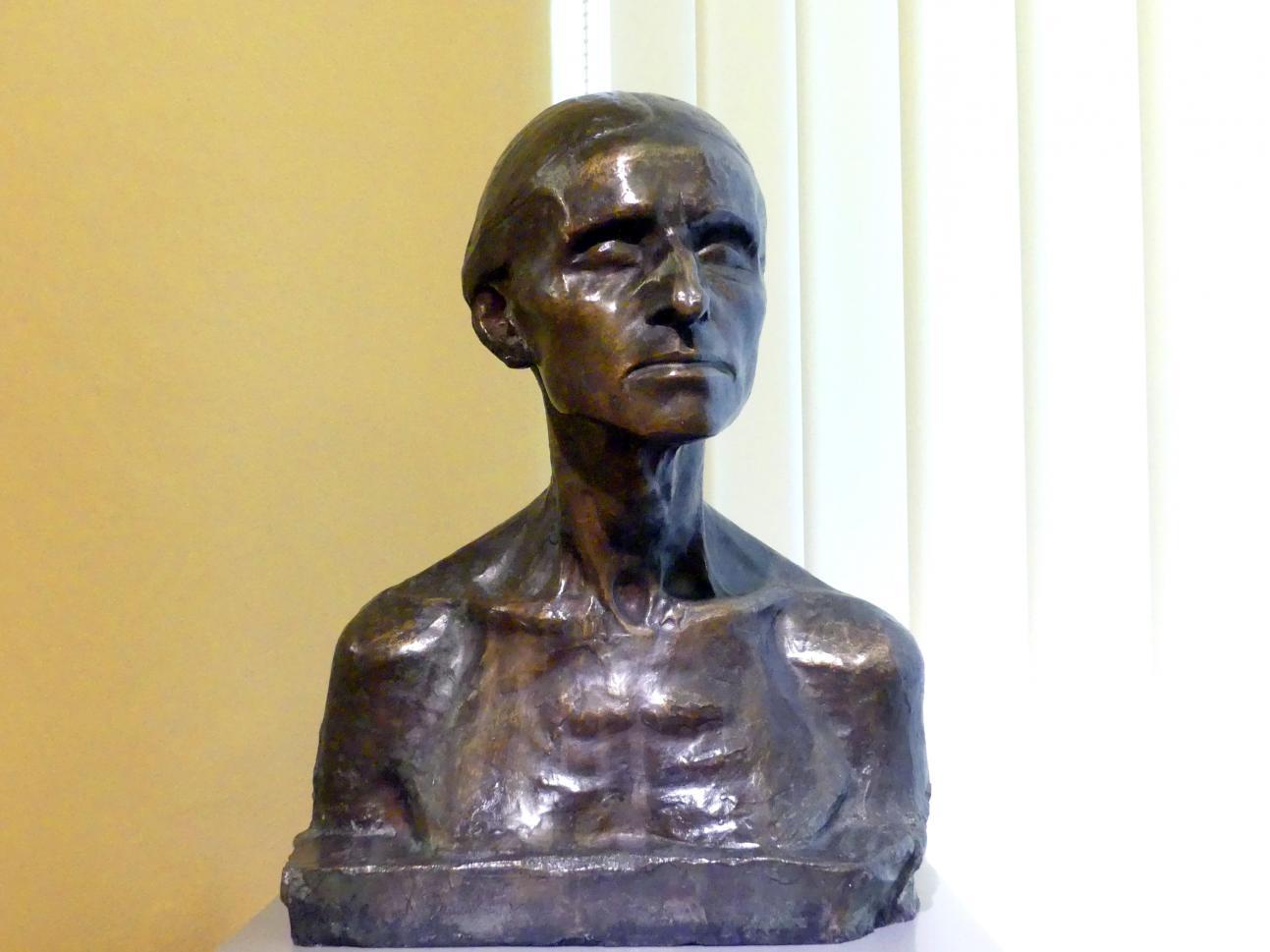 Xawery Dunikowski: Porträt der Mutter des Künstlers, 1899