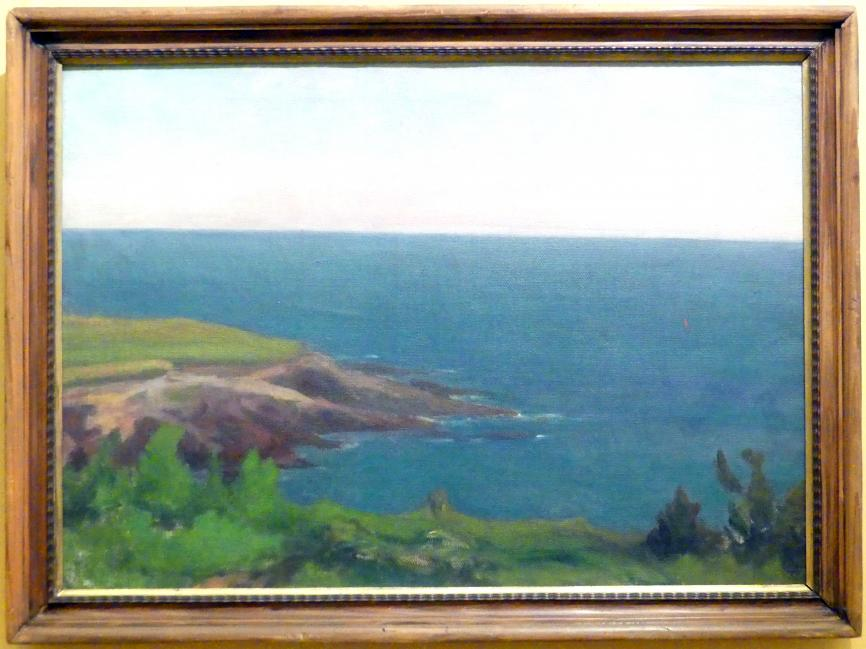 Władysław Ślewiński: Meereslandschaft, um 1911
