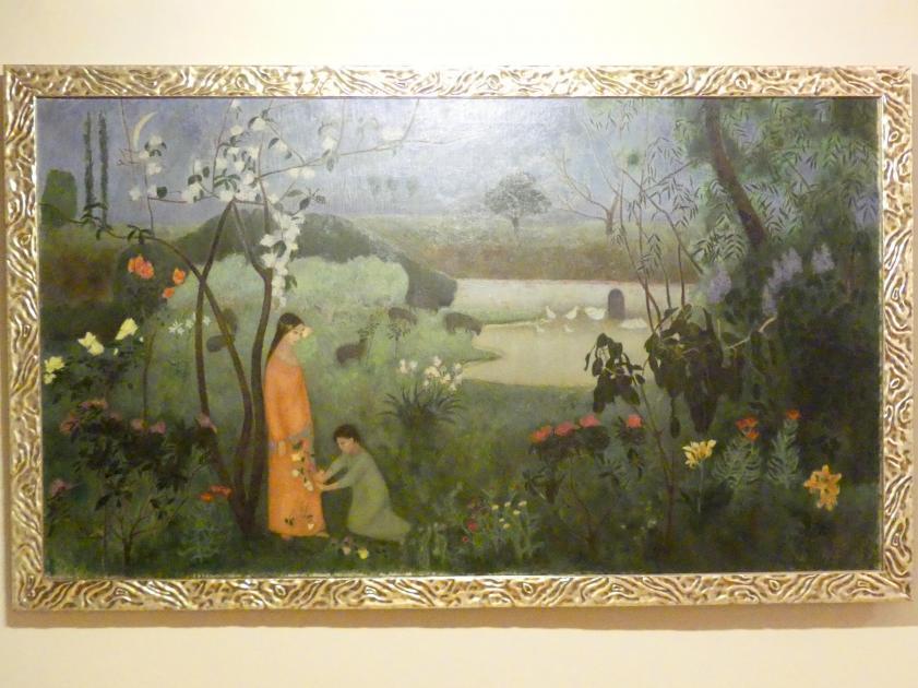 Tadeusz Makowski: Frühling, Um 1908