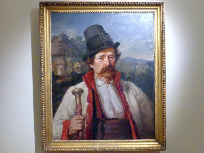 Andrzej Grabowski: Waligóra, Bürgermeister aus Wola Justowska, 1874