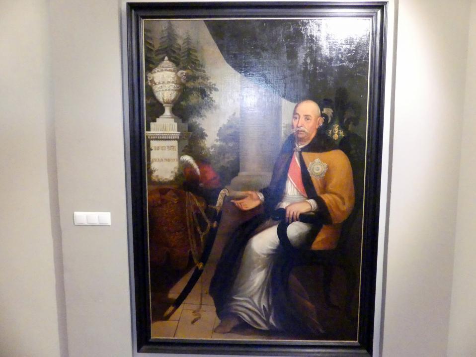 Porträt des Jakub Kamieński, um 1820