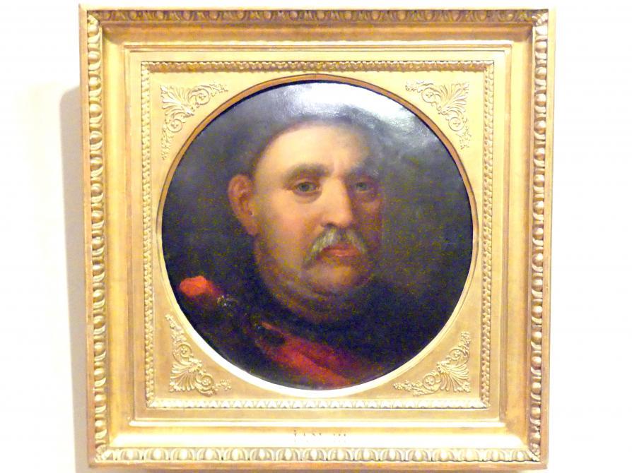 Porträt des Königs Johann III., um 1700