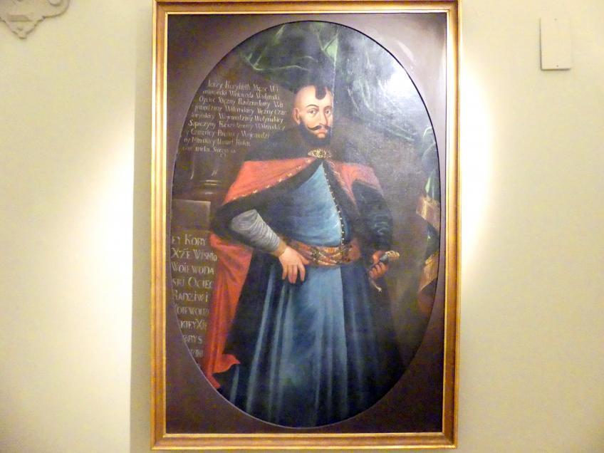 Porträt des Jeremi Wiśniowiecki, 2. Hälfte 17. Jhd.