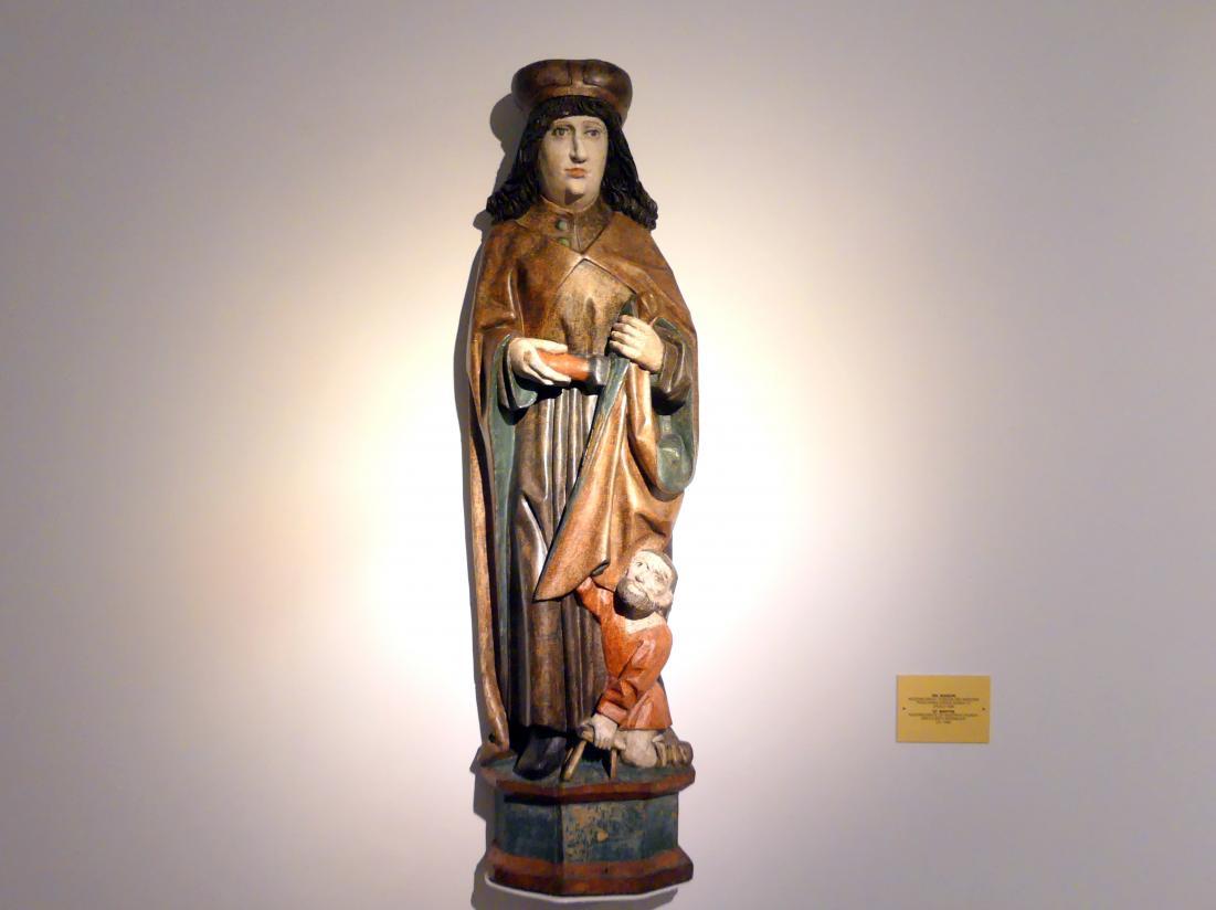 Heiliger Martin, Um 1490