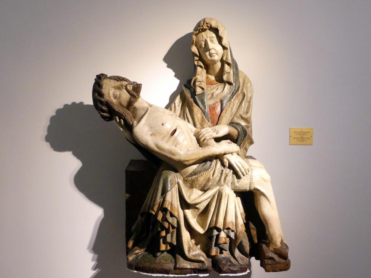 Pietà, um 1420