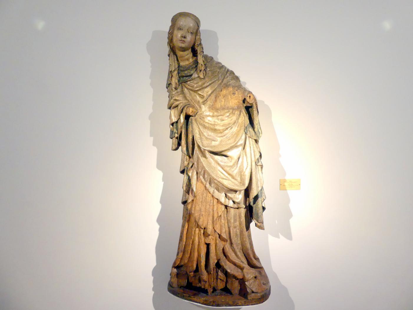 Jungfrau Maria, um 1420