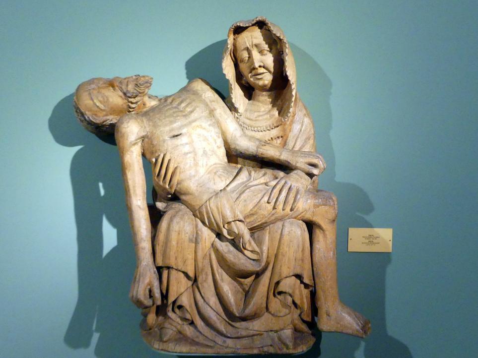 Pietà, Ende 14. Jhd.