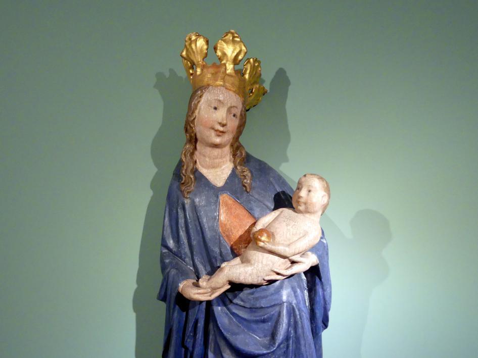 Maria mit Kind, 1420 - 1430, Bild 2/3