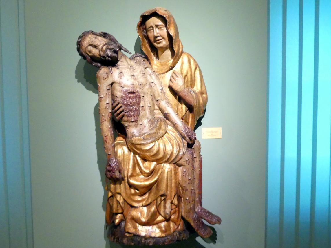 Pietà, um 1380