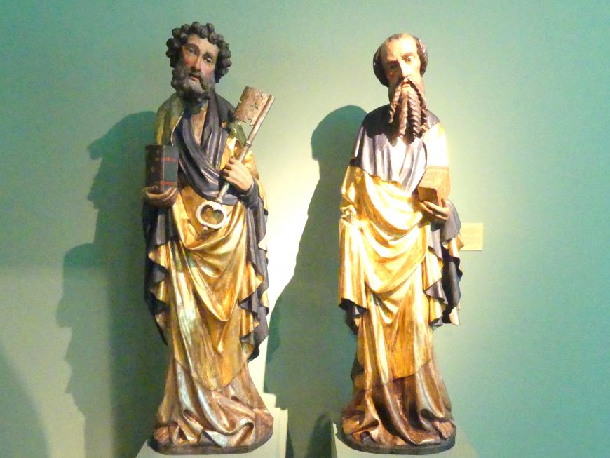 Hll. Petrus und Paulus, Beginn 15. Jhd.