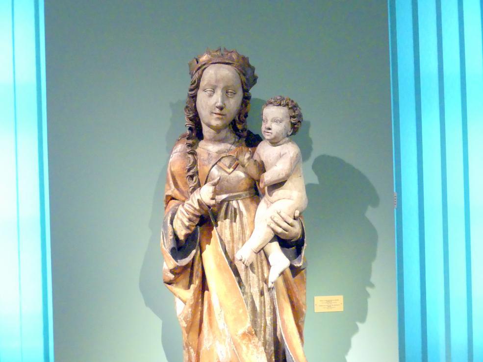 Mondsichelmadonna, 1490 - 1500