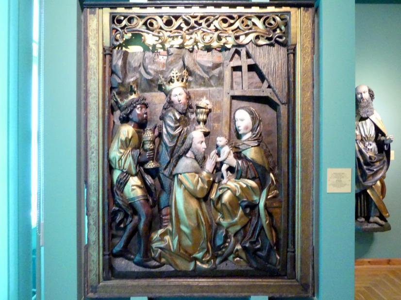 Anbetung der Könige, 1492 - 1493