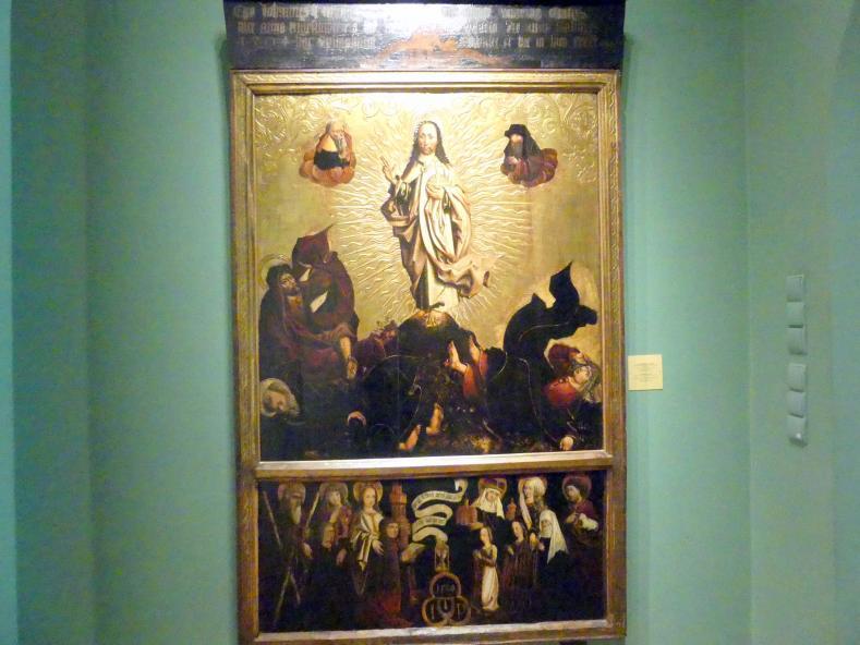 Verklärung Christi, 1504