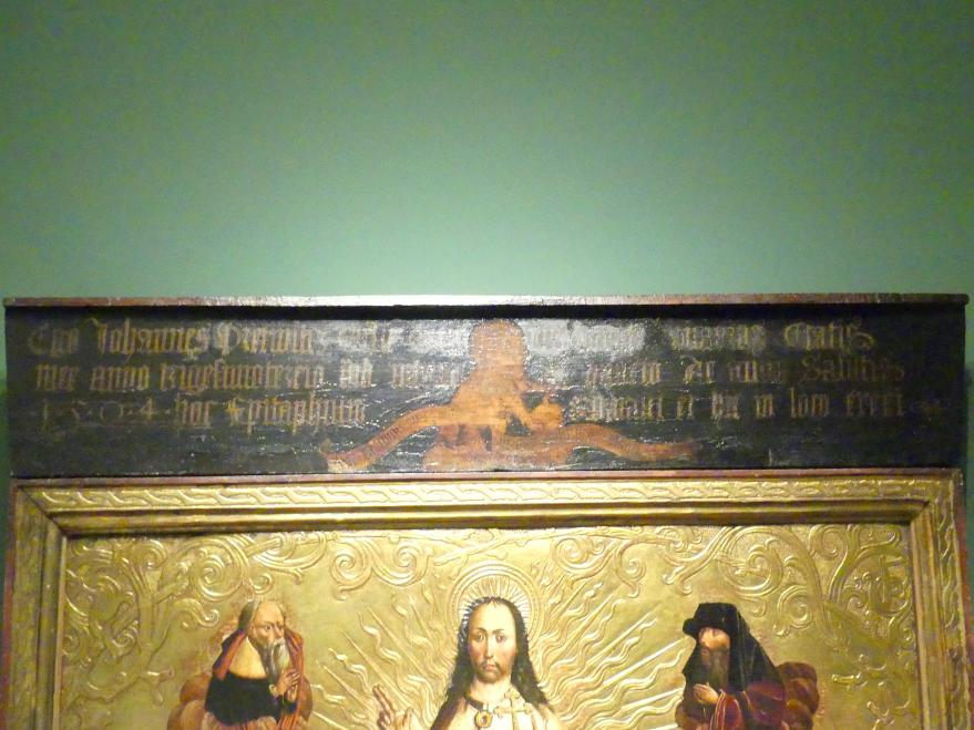 Verklärung Christi, 1504, Bild 2/3