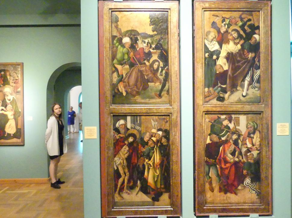 Christus fällt, Ecce Homo, 1497