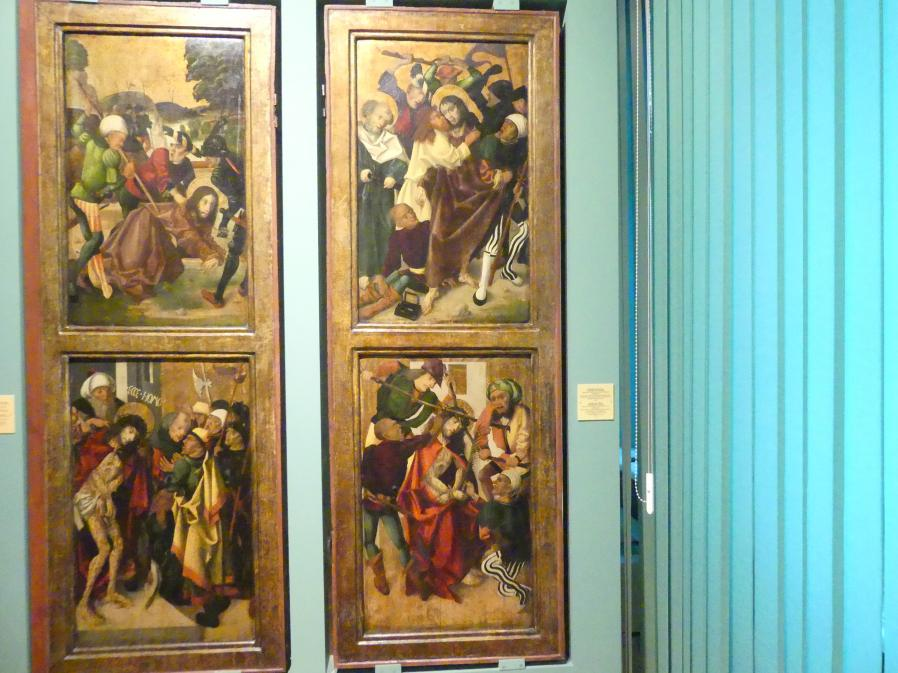 Gefangennahme Christi, Dornenkrönung, 1497